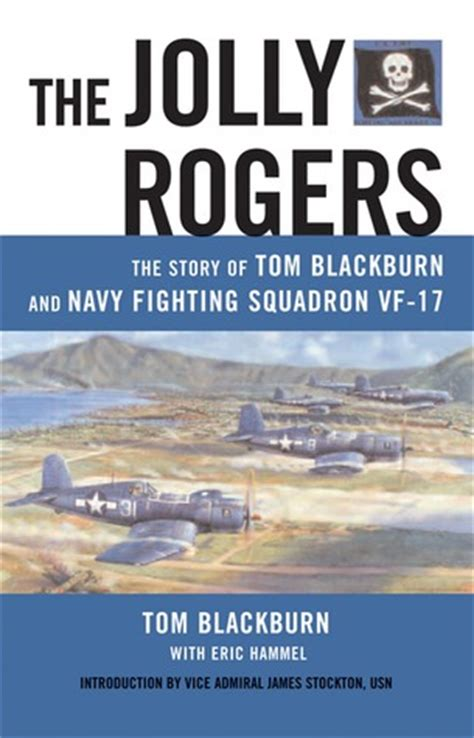 jolly rogers  story  tom blackburn  navy