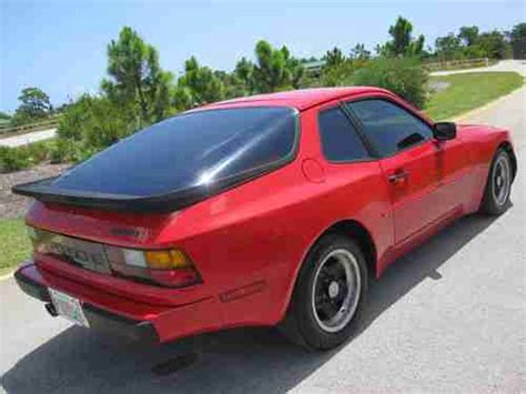 automotive air conditioning repair 1984 volkswagen quantum security system find used classic 1984 porsche 944 coupe 5 speed sunroof sony cd alarm garage kept florida in