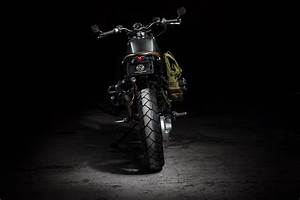 Bmw R1150gs Adventure Scrambler By Whitcraft Services