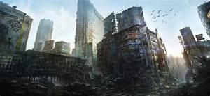 Exploring the Crumbling Dystopian Ruins of 7 Post ...