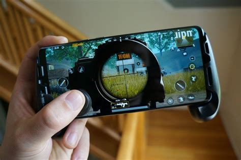 advanced touchscreen controls  pubg mobile