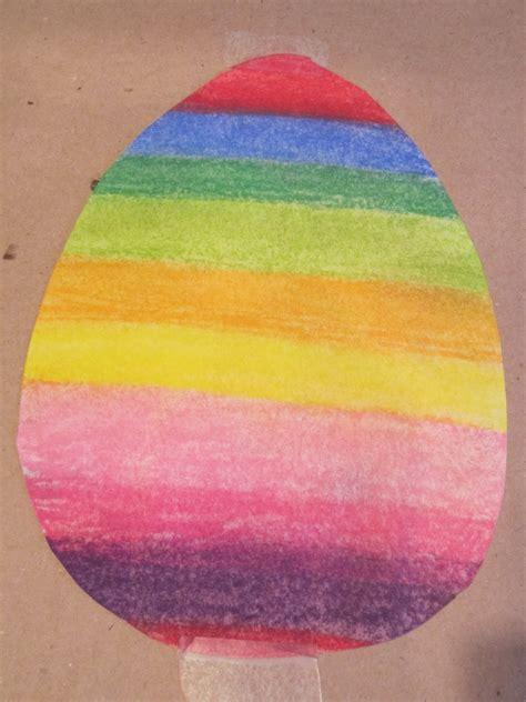 teaching  tlc easter egg art ideas galore