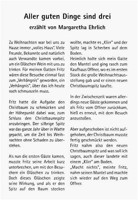 Bad St Leonhard News Vom Raunzer Weihnachtsgeschichten