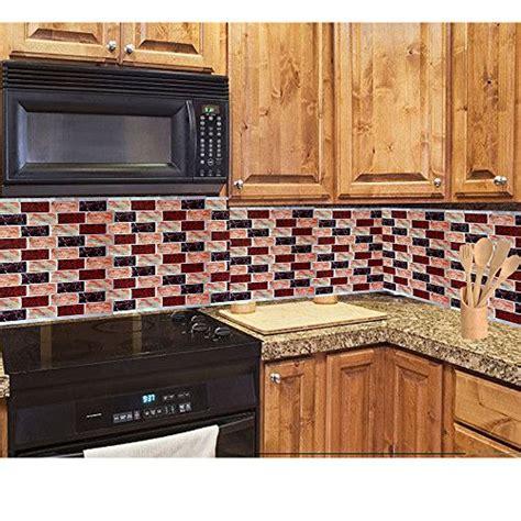 kitchen peel and stick backsplash 3d peel and stick backsplash vinyl anti mold kitchen 8383