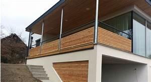 Balkonverkleidung Aus Holz : balkongel nder alu holz balkone balkon pinterest ~ Lizthompson.info Haus und Dekorationen