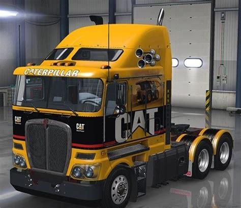 all kenworth trucks kenworth k200 v1 truck ats mod american truck