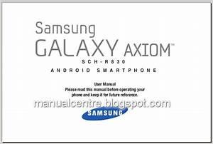 Samsung Galaxy Axiom Manual