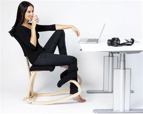 si鑒e repose genoux siège de bureau varier variable avec dossier espace du dos