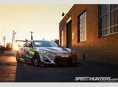 Check Out the Evasive Motorsports Scion FRS autoevolution