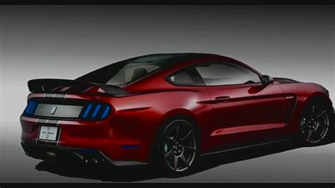 2017 Ford Mustang Shelby Gt500 Super Snake Specs