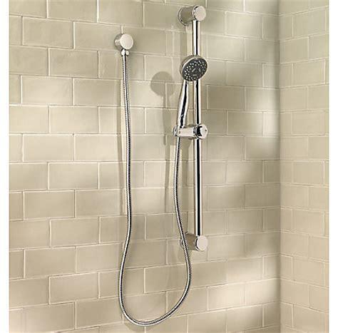 Pfister Handheld Shower - polished chrome pfister 3 function handheld shower g16