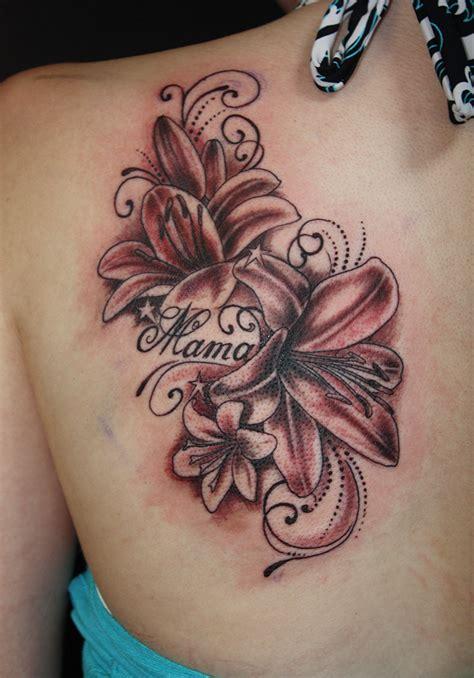 Art Of Paint  Tattoos Von Biggi Pflanzen Und Tierkreationen