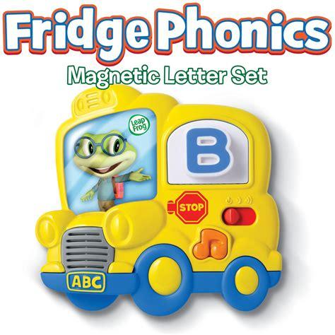 Leapfrog Fridge Phonics Magnetic Letter Set Amazoncouk Toys & Games