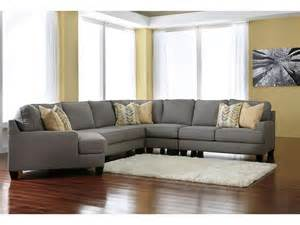 Havertys Leather Sectional Sofa by Signature Design By Ashley Living Room Laf Cuddler 2430276