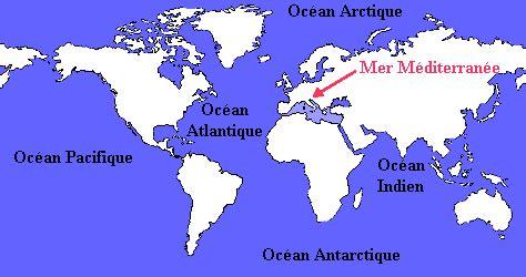 Carte Des Mers Dans Le Monde by Les 238 Les De L 233 Rins L Environnement De L 238 Le