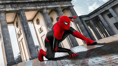 Spider-Man Far From Home 2019 5K Wallpapers | HD ...