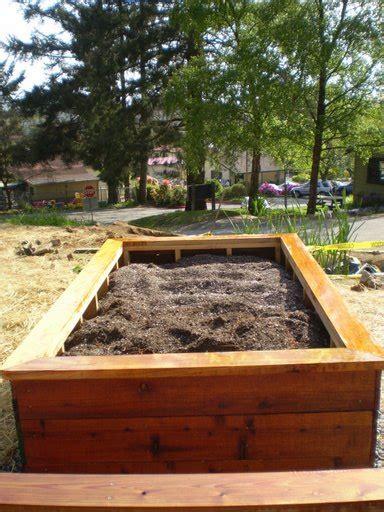 ccat raised garden beds appropedia  sustainability wiki