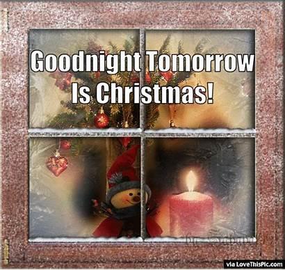 Goodnight Tomorrow Gifs Neve Natal Noel Lovethispic