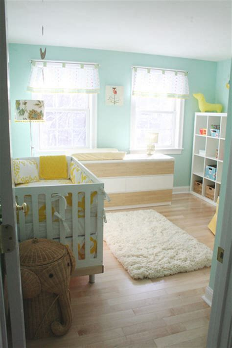 10 gender neutral nursery decorating ideas