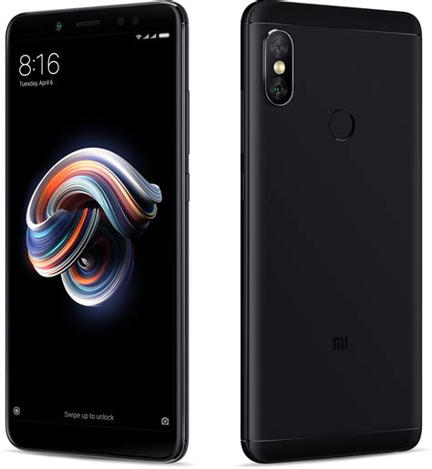 Redmi Note 5 Pro Price And Features  Mi India