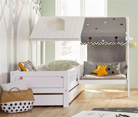 Kinderbett Mit Dach by Bett Mit Dach Kinderzimmer M 246 Bel