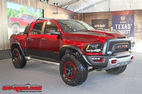 Dodge Ram Concepts by 6 Things To About Ram Rebel Trx Concept Truck