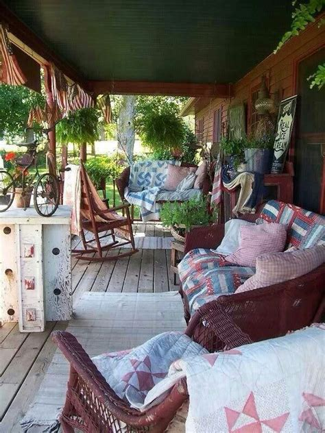 Best Images About Country Porch Sit Long Talk Much