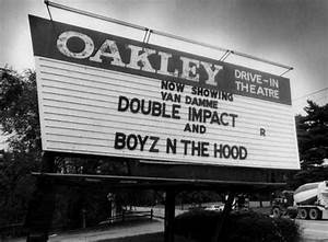 Oakley Drive in Drive in theaters ruled