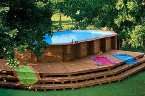 Ways  Add Style    Ground Pool Hgtvs