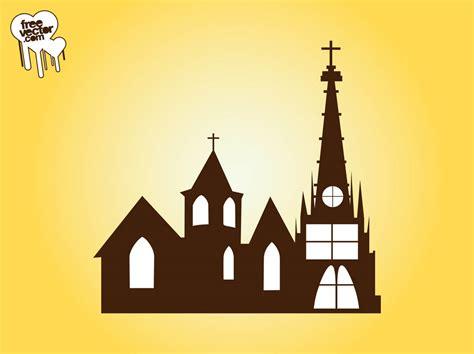 Church Vector Graphics Vector Art & Graphics freevector com