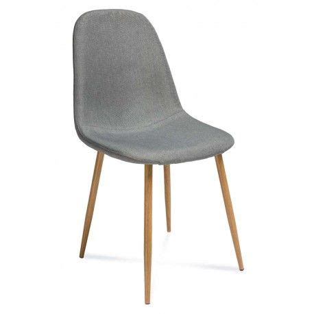 chaise capitonnée grise 25 best chaise scandinave grise ideas on