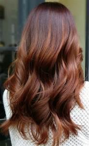 Ombré Hair Auburn : rose gold copper ombre hair in 2019 hair balayage hair auburn hair ~ Dode.kayakingforconservation.com Idées de Décoration