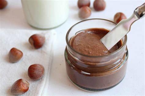 pate a tartiner maison p 226 te 224 tartiner maison chocolat pralin 233 fa 231 on nutella 174 paperblog