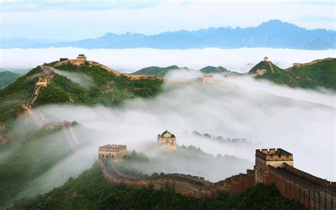 epic walk  great wall  china