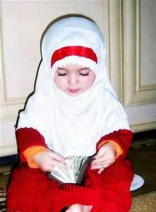 ღ♡ღ♡༺... Islamic Baby Girl Quotes