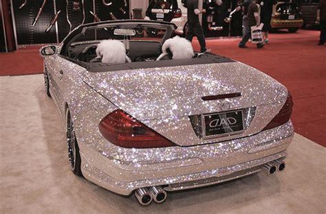 glitter truck glitter car sandy the social butterfly