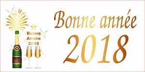 Carte Nouvelle Année : bonne ann e 2018 avec un logiciel de dessin vectoriel ~ Dallasstarsshop.com Idées de Décoration