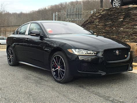 2018 New Jaguar Xe S Awd At Jaguar Land Rover Annapolis