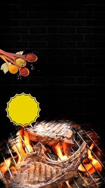 Grill Barbecue Churrasco Fundo Hintergrundbilder Grillparty Carne