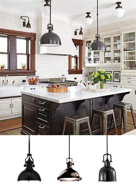 pendant lighting for kitchen islands industrial pendant lighting in the kitchen ls plus