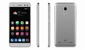 Zte Arrives Blade V6 Plus Smartphone With Fingerprint Sensor In Mexico