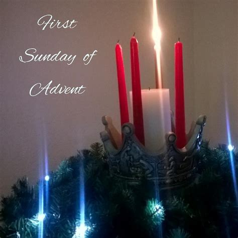 sunday  advent  prophecy candle