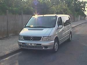 Mercedes De Occasion : voiture occasion mercedes vito de 1999 80 000 km ~ Gottalentnigeria.com Avis de Voitures