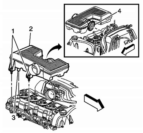 2005 Chevrolet Colorado 5 Cylinder Engine Diagram by Trying To Replace An Ignition Coil On 5 Cylinder For A