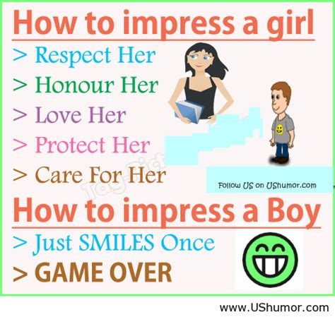 Funny Quotes Impress Girl