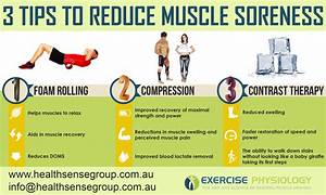 3 Top Tips To Avoid Muscle Soreness  Doms