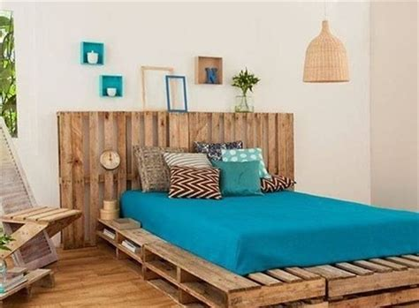 pallet bedroom set how to build your bed with no effort and money