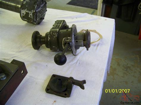 rare ramsey military model  pto winch correct  willys