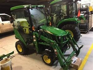 2017 John Deere 1025r - Compact Utility Tractors