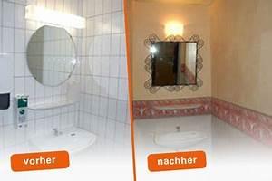 Badezimmer Fliesen Streichen : fliesenbeschichtung geht das und wenn ja wie ~ Markanthonyermac.com Haus und Dekorationen